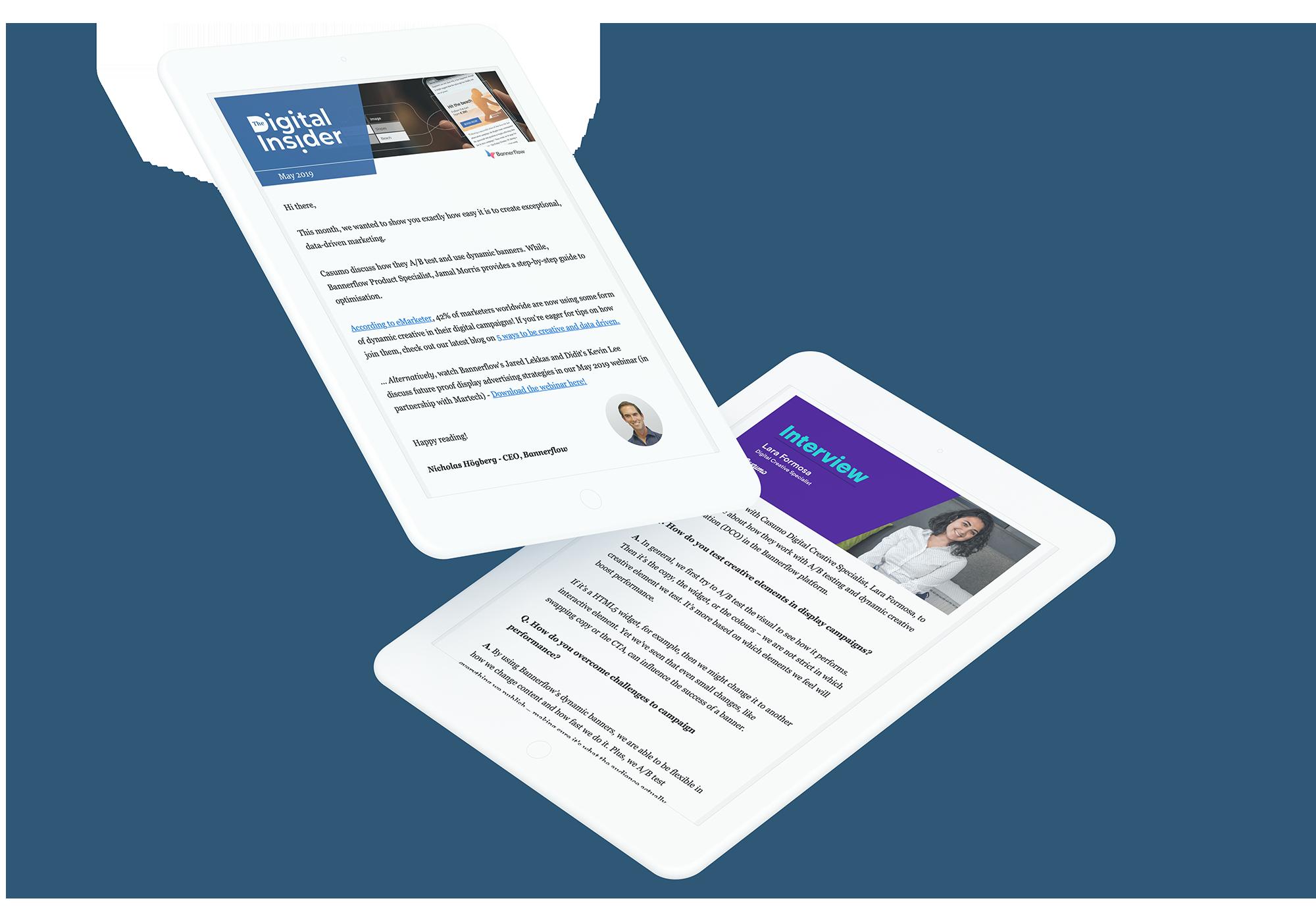 Your Digital Insider Newsletter