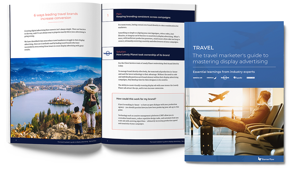 The travel marketer's guide to display advertising